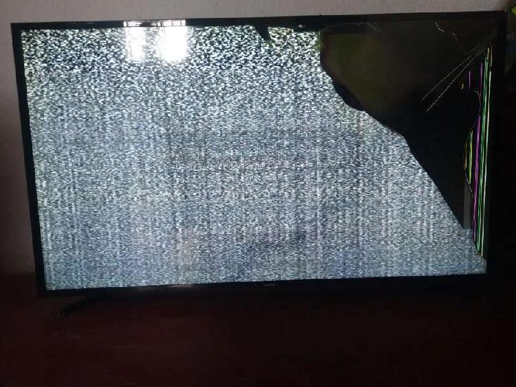 Tv Samsung 50 pulgadas para repuesto
