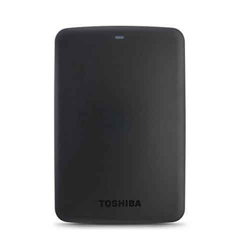 Unidad De Disco Duro Portátil Toshiba Canvio Basics De 3tb