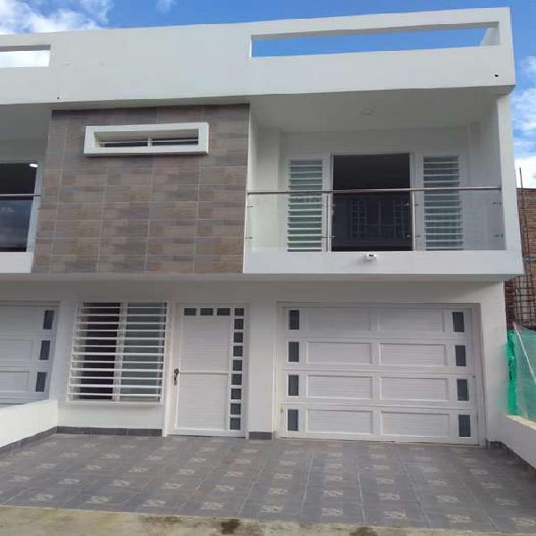 Vendo Casa para estrenar en Palmira , Valle _ wasi2153860