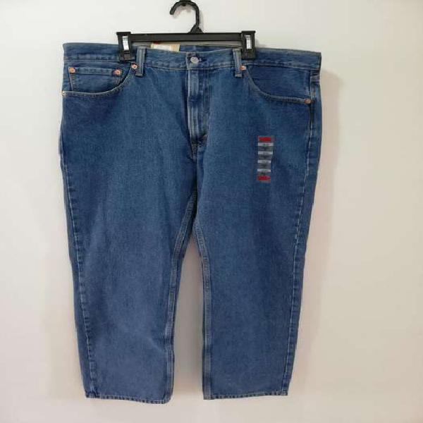 Vendo autentico blue jean Levis 505 para hombre ¡NUEVO!