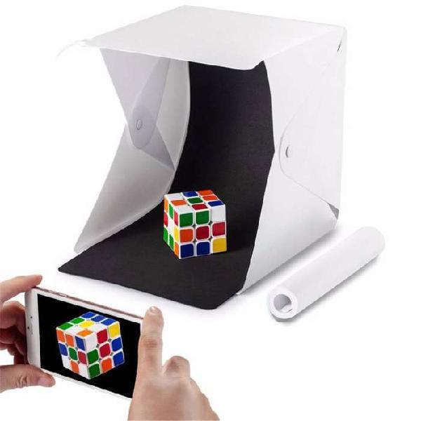 Caja de Luz Led Foto Estudio Fotografia Plegable Profesional