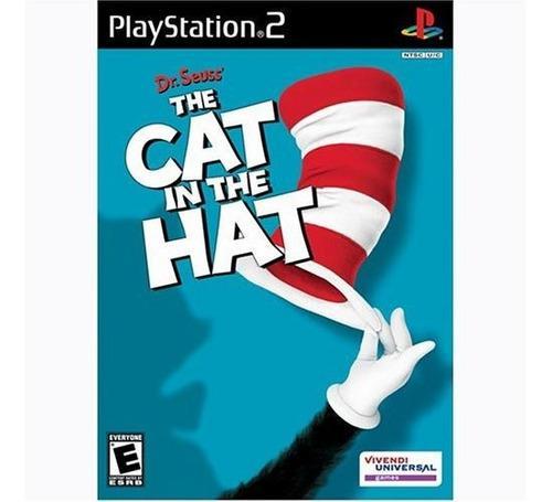 Dr Seuss El Gato En El Sombrero Playstation 2