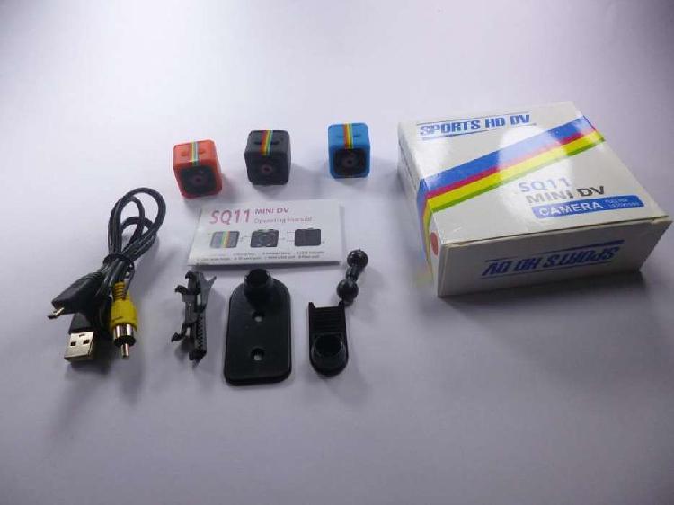 Mini cámara visión nocturna full Hd 1080p