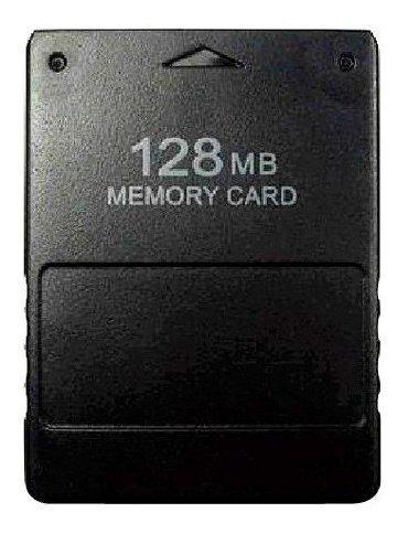 Playstation 2 Ps2 Memory Card 128mb