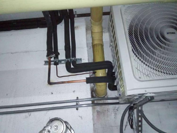 Tecnico mecánico en refrigeración aires acondicionados y