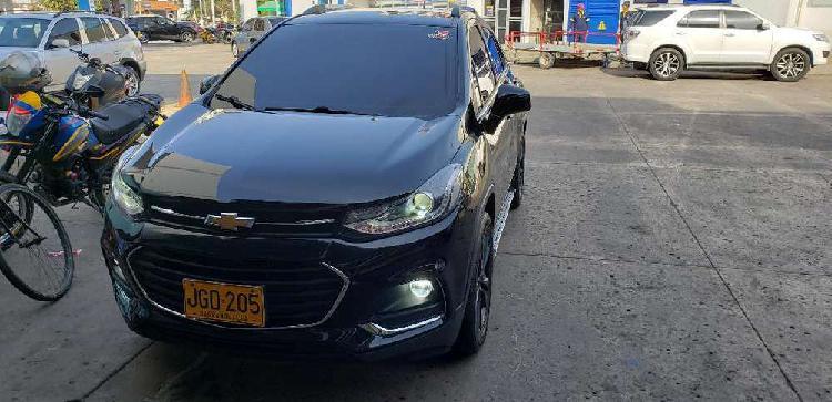 VENDO O PERMUTO Chevrolet Tracker Ltz Modelo 2018