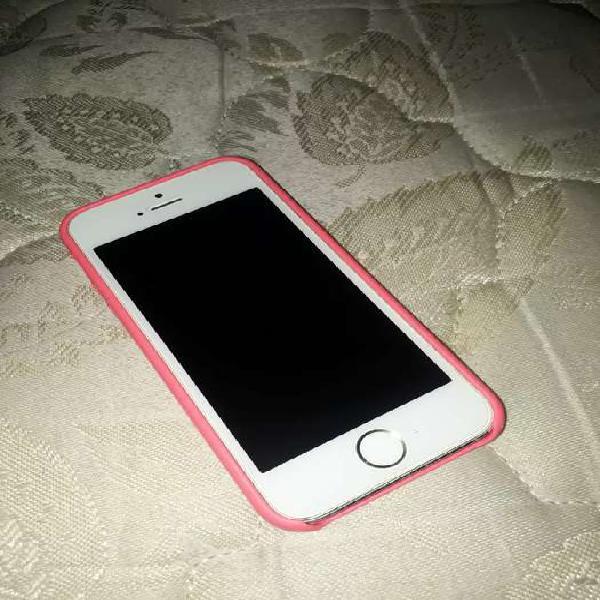 Vendo iphone 5s para repuestos o para reparar