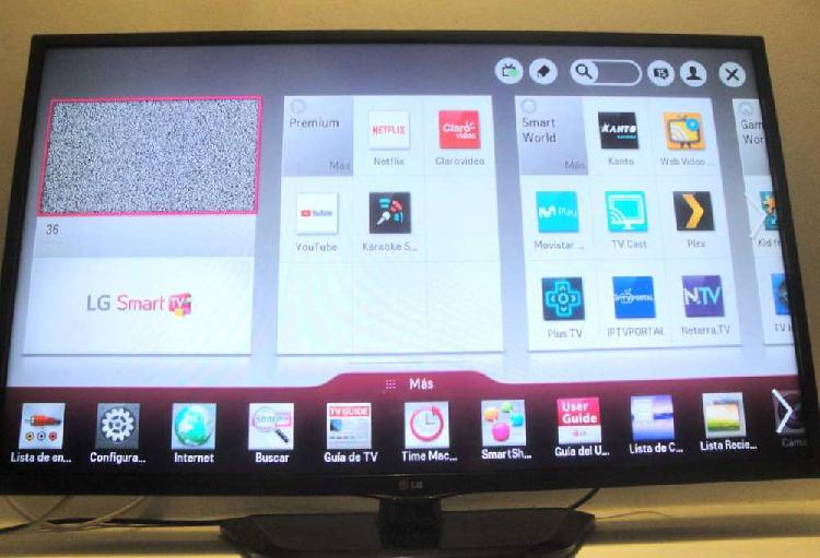 Venta Tv LG LED 42 Pulgadas Smart TV
