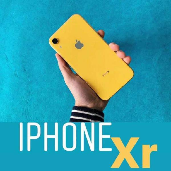 iPhone Xr 64Gb varios colores. Entrega inmediata Cali /
