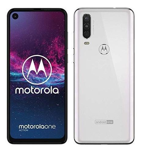 Celular Smartphone Motorola Moto Xt 2013-1 Blanco One Action