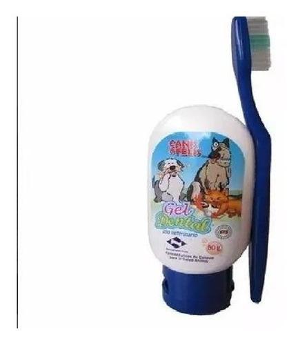 Gel Dental Canis Y Felis Para Mascotas. Entrega Inmediata!!