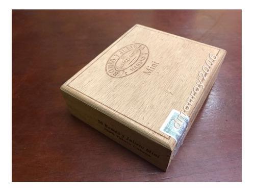 Habanos Romeo Y Julieta Mini Caja Por 50 U 100% Original