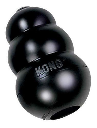 Juguete Perros Kong Extreme Talla L Large Negro Grande