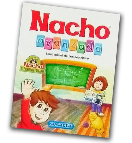 Libro Inicial De Lectura Y Escritura Para Niños Marca Nacho