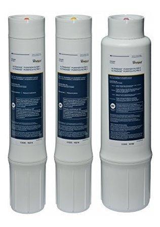 Filtros De Reemplazo Whirlpool Whembf Water Purifier (se