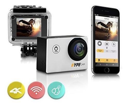 Cámara De Acción Deportiva Wifi Premium 4k   Videocámara