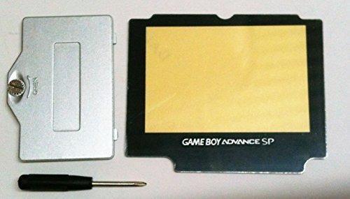 Cubierta De Batería De Repuesto Game Boy Advance Sp