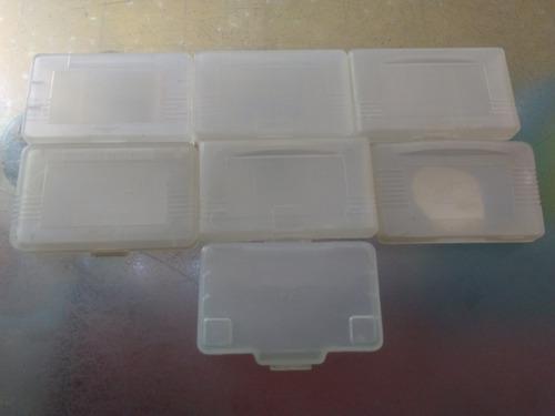 Estuche Protector Fat Para Juegos De Gameboy Advance A 5c/un