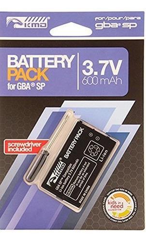 Game Boy Advance Sp-batería De Derecho Para El Gba Sp