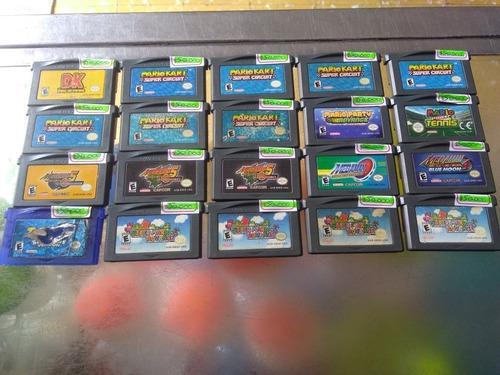 Juegos De Gameboy Advance Originales A 50mil Cada Uno.