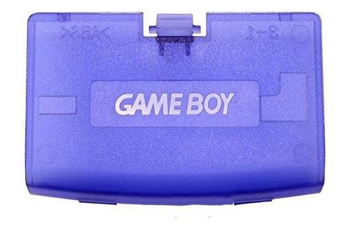 Plastico Tapa De La Bateria Puerta Parte Para Game Boy Advan