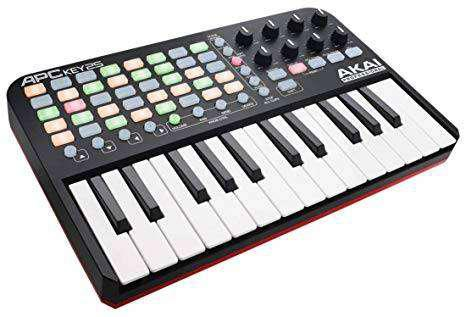 Controlador MIDI APC KEY 25