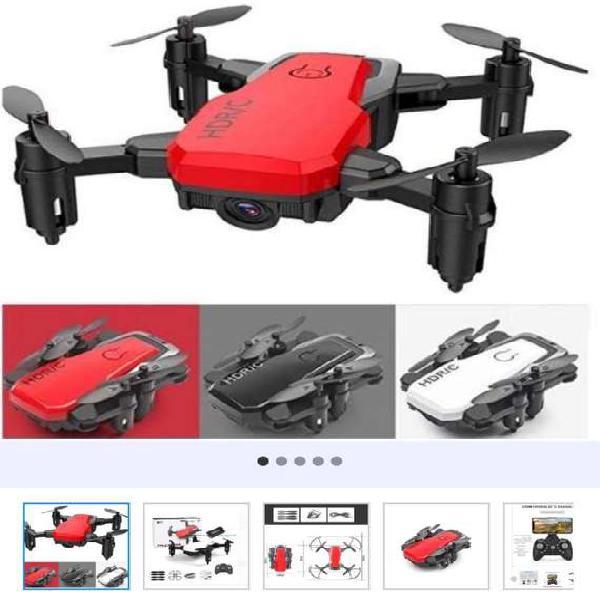 Drone Camara Hd 0.3 Wifi Sensor de Vuelo