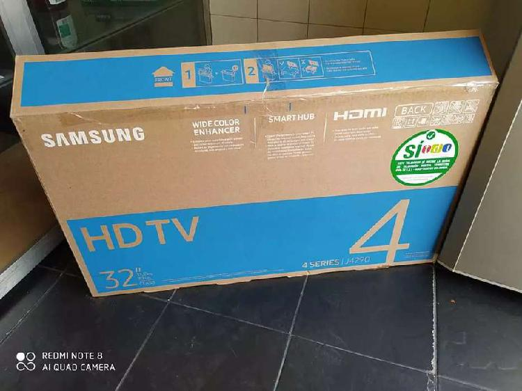 Hermosos televisores samsung smart TV de 32 pulgadas nuevos