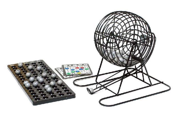 Juego de Mesa Juego de Bingo Set