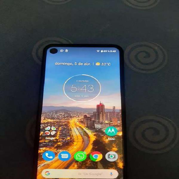 Motorola one vision 10/10