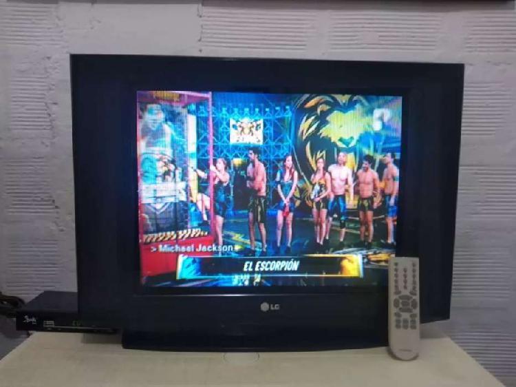 "Otro tv LG 21"" ultra slim"