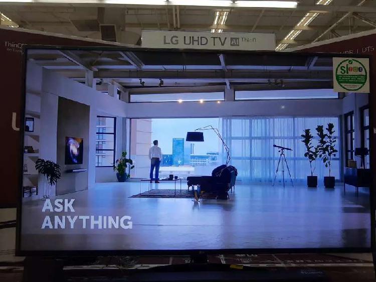 Televisor Lg de 65 4k Smart Tv