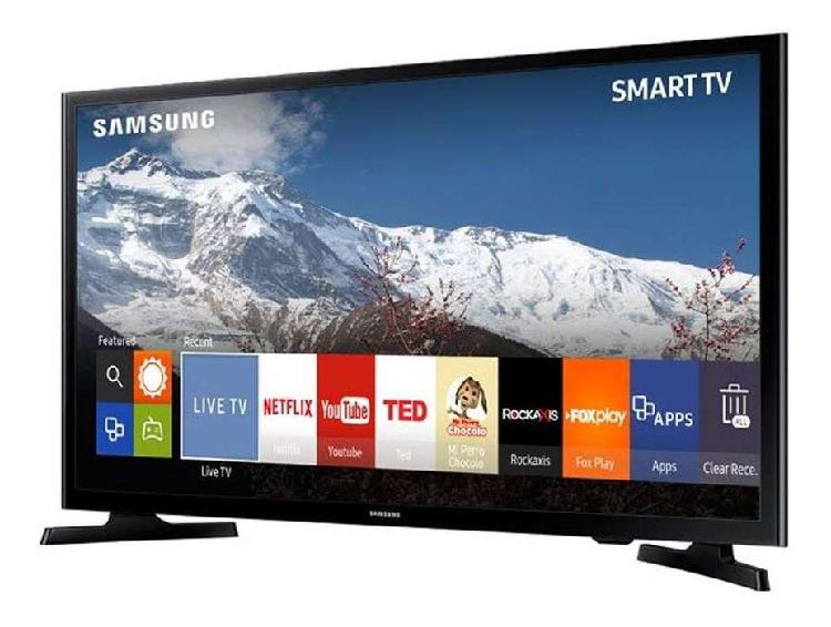 "Televisor Samsung 49"" UN49J5200 Led Smart 2.0 Tv Wifi TDT"