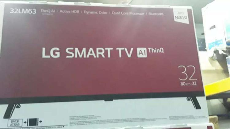 Televisor lg smart TV de 32 pulgadas totalmente nuevos caja