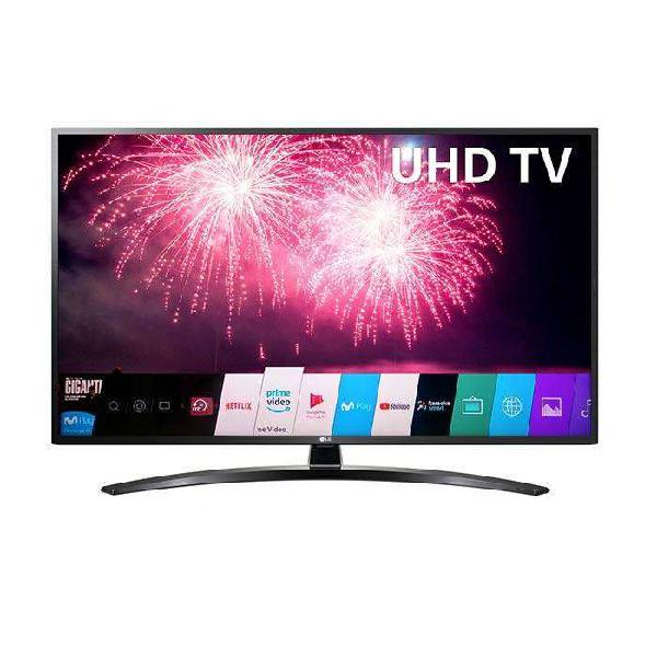 "Tv LG 55"" 4K UHD Smart Tv 55UM741"