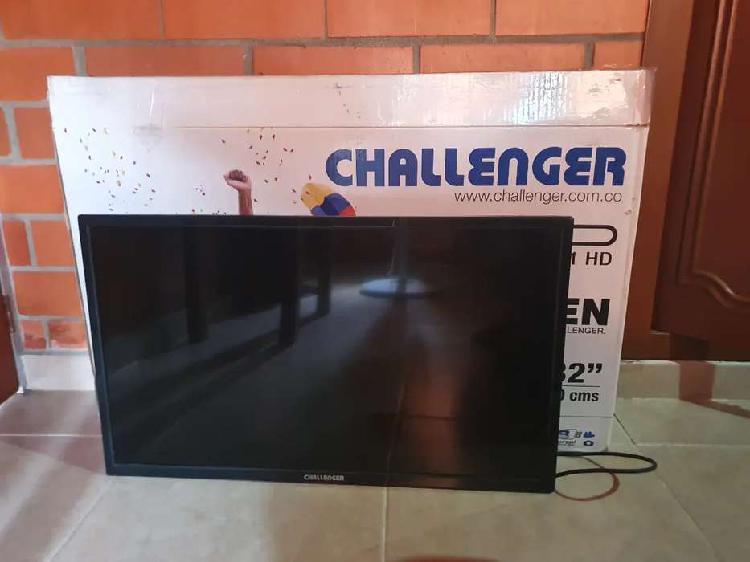 Tv challenger 32 pulgadas led