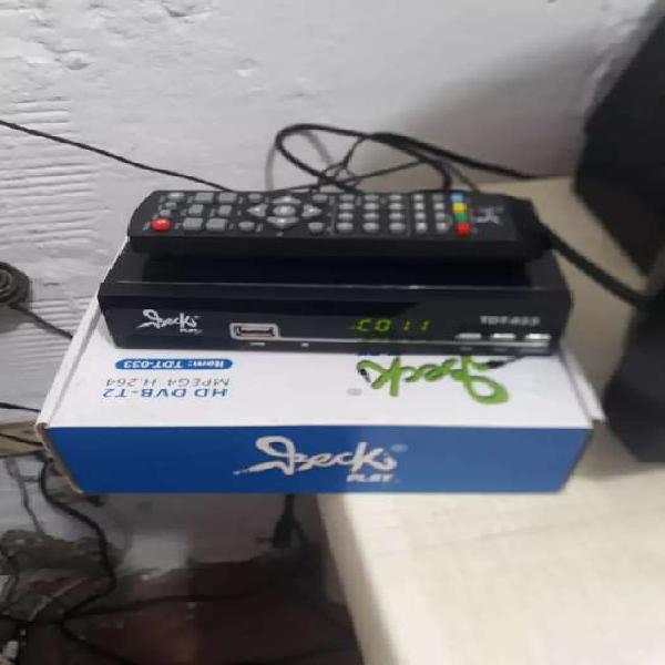 """Vendo tv LG 21"""" con codificador tdt nuevo en caja"""