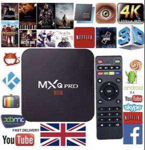v Box Tbox Smart Tv Android Canales Iptv De Prueba Hd Adult