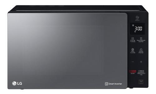 Horno Microondas Lg Ms0936gir Neochef Smart Inverter 25lt