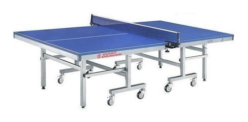 Mesa Ping Pong Tenis De Mesa 25mm Profesional Ittf Plegable