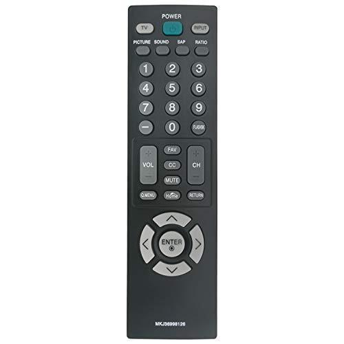 Nuevo Control Remoto Mkj36998126 Para Lg Led Lcd Tv 42lv4400