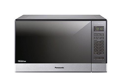 Panasonic Nnsn686s Countertopbuiltin Microwave With Inverter