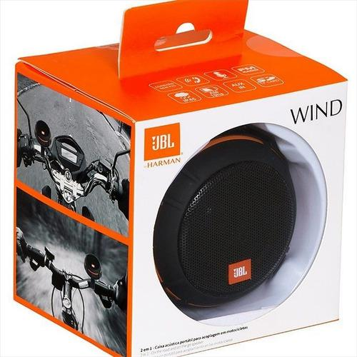 Parlante Portable Jbl Wind Bici Moto Bluetooth Fm 10 Horas