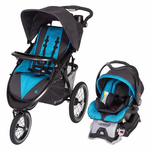 Baby Trend Expedition Piscina Sistema Coche + Silla Carro