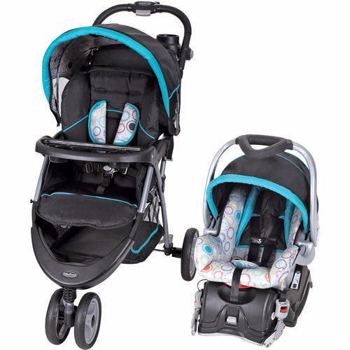 Baby Trend Ez Ride 5 Circle Sistema Coche + Silla Porta Bebe