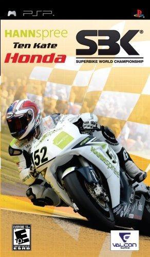 Campeonato Mundial Honda Superbike Sony Psp