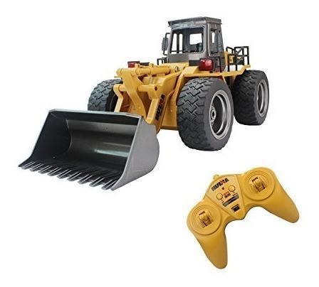Carro Control Remoto Rc Niño Fistone Rc Truck Alloy Shovel