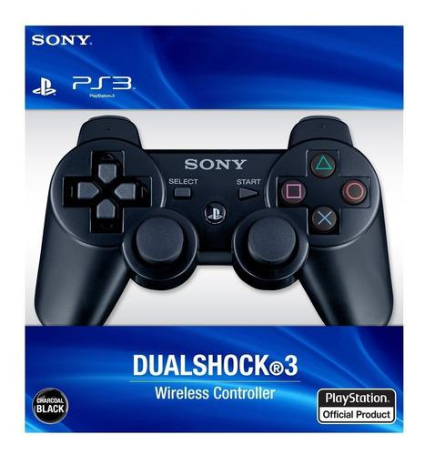 Control Sony Ps3 Inalambrico Play Station3 Dualshoc Six Axes