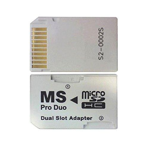 Ids Micro Sd Tf A Memory Stick Ms Pro Duo Tarjeta Psp