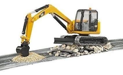 Juguetes Bruder Cat Mini Vehículo Excavador